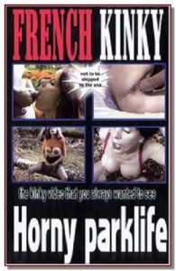French Kinky – Horny Parklife (Pissing Retro Full Movie)