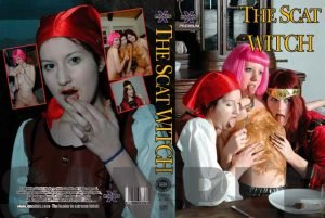 X-Models – The Scat Witch (639,53 MB)