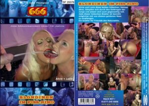 666 Bukkake – Alice And Lucie Piss Thirsty Blondes