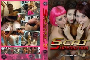 SCAT SUPERSTARS 4 (Louise Hunter, Cherry Torn, Tiffany Roberts)