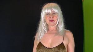 Lady Jeanette Bizarre in Lick my shit (MILF, Femdom Scat)