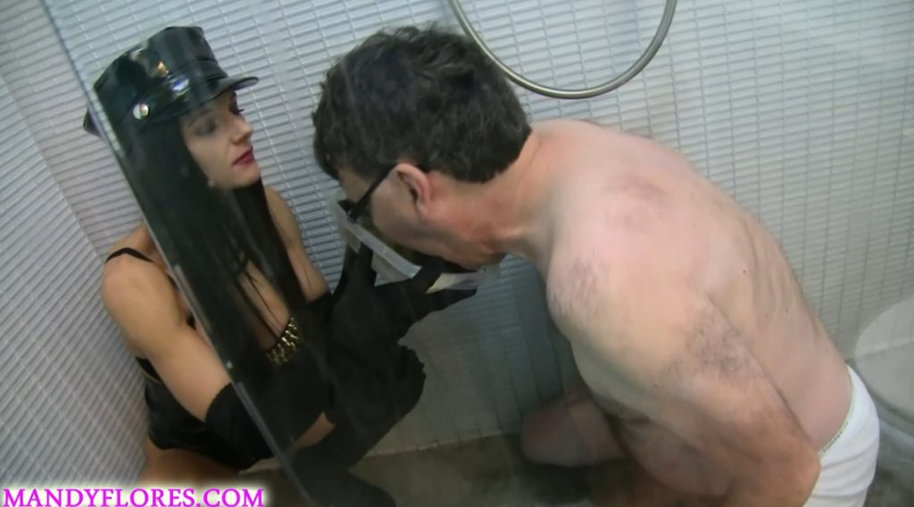 Mandy Flores - Extreme Smoking And Scat Humiliation With Slave Ray - 6