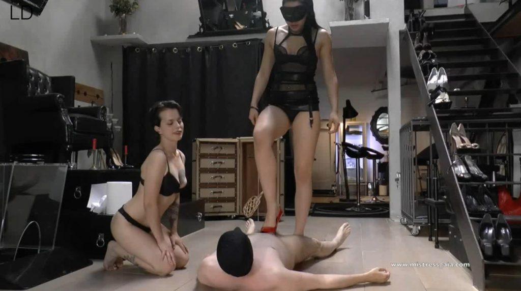 MistressGaia - Extreme Total WC Slave 1st Part - 1