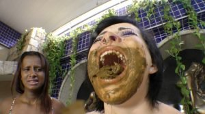Eat My Big Scat Sammy – Sammy and Beautiful Black Girl (SG-Video)