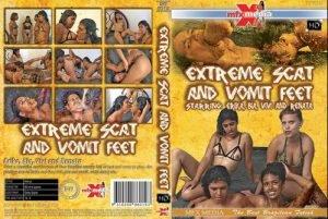 Extreme Scat and Vomit Feet (MFX Media Productions – Bia, Erika, Vivi and Renata)
