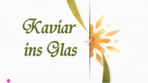 Kaviar ins Glas – Belle Julie (Short Video self filmed by Belle Julie)