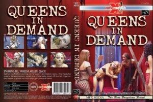 Queens in Demand (Bel, Vanessa, Hellen and Glacie)