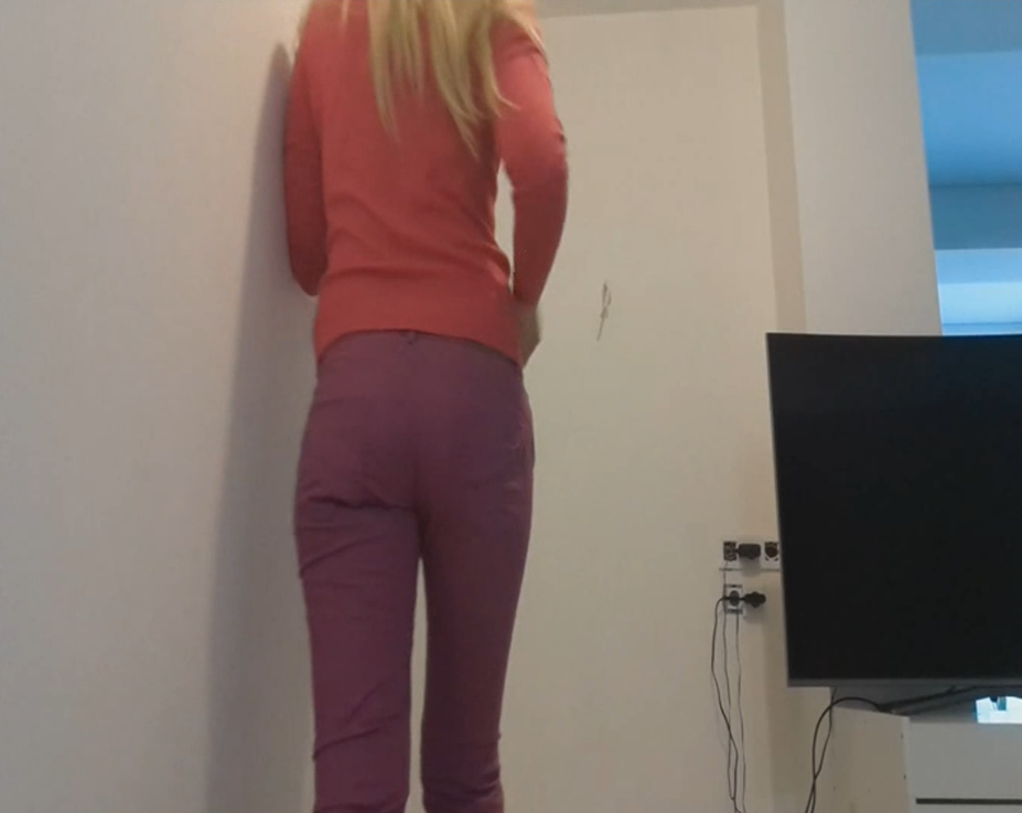 Pink Jeans Pee Poop - The Fart Babes 1