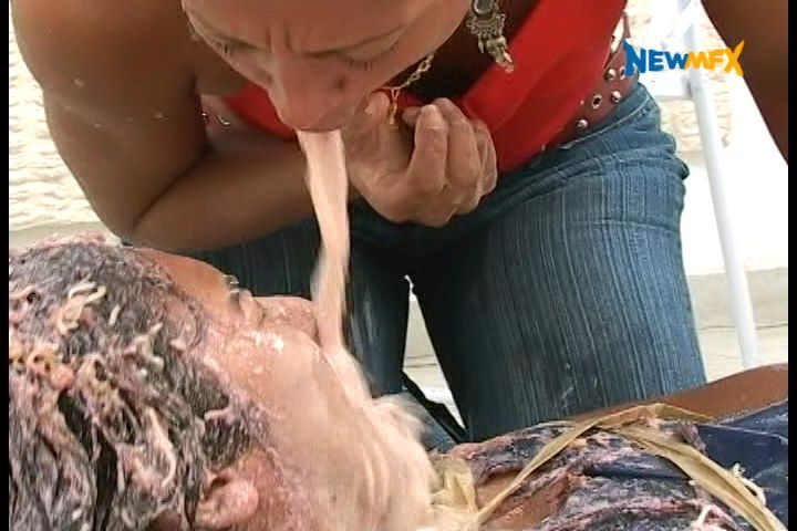 THE LAZY HOUSEMAID Part Two - New Vomit In Brazil - 6