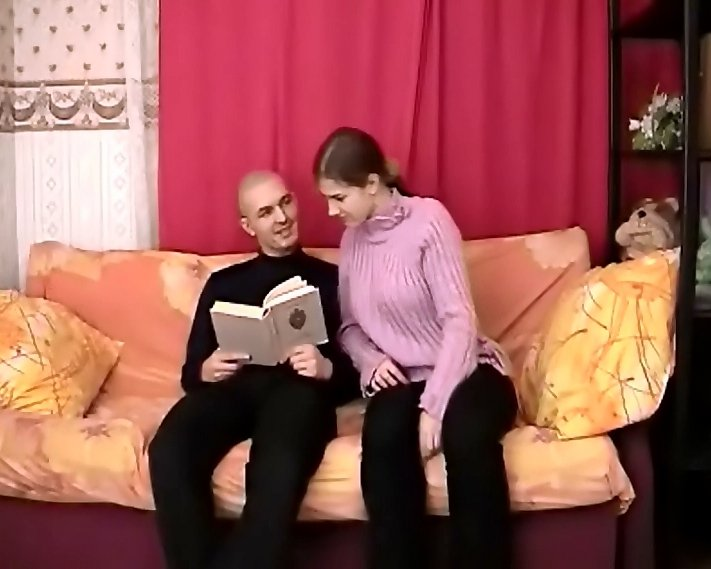 menstruation sex - first video - 1