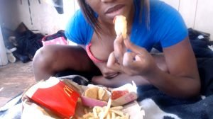 Lustymaylasia – Mcdonalds' Shit Eating in FULL HD 1080p