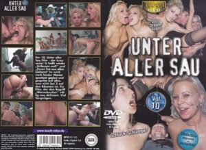 Piss Unter Aller Sau Vol. 10 (Lia-Louise and Alice Nice – 2001)