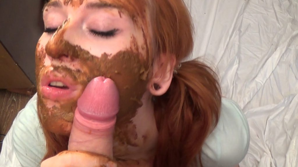 SweetBettyParlour - Incredible Shit Sperm Face Toy - 5