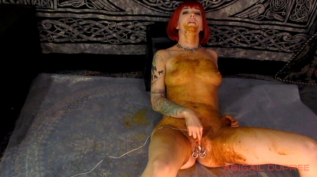 Masters Human Toilet Extended - Abigail Dupree 6