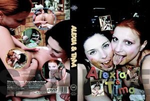 Alexia And Tima – Piss, Kiss And Shit In Paris (X-Models)
