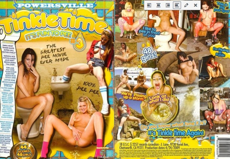 Tinkle Time 3 - Powersville