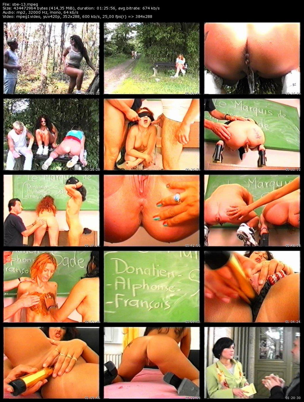 Sperrgebiet Erotik 13 - FULL MOVIE