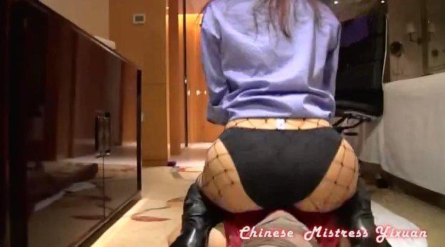 Chinese scat femdom - Mistress Yixuan 3