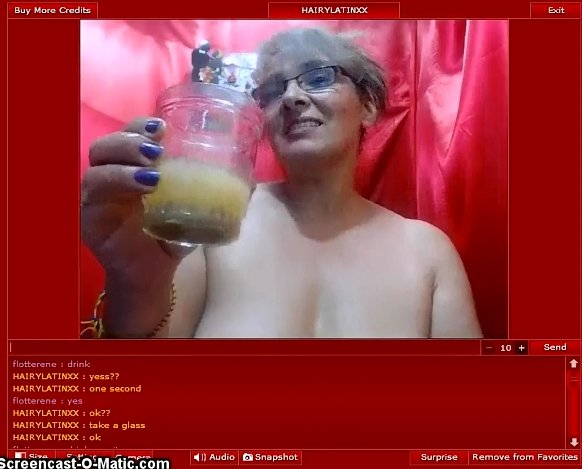 Livejasmin.com - Nice Granny In Perverted Webcam Show 6