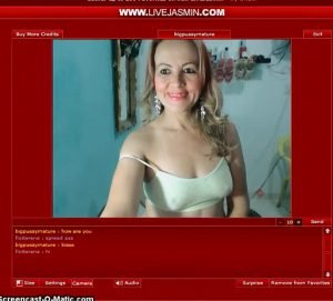 Livejasmin.com – Sexy Mature Scat Loving Lady Show