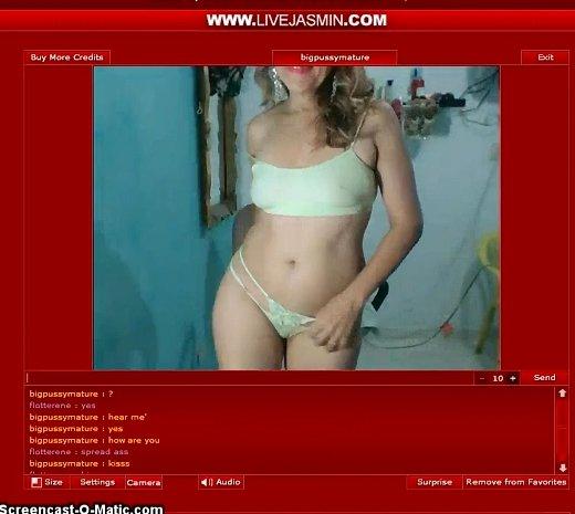 Livejasmin.com - Sexy Mature Scat Loving Lady Show 2