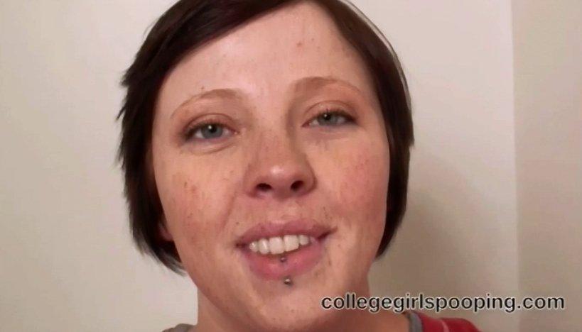 Oaklee Natural - collegegirlspooping.com 1