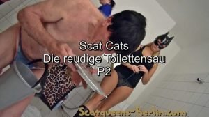 Scat Cats – The Worthless Toilet Pig P2