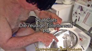 Scat Cats – The Worthless Toilet Pig P4
