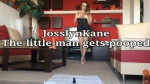Josslyn Kane – The Little Man Gets Pooped (Free Video)