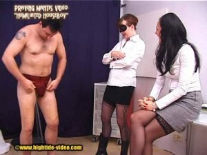 Humiliated Houseboy – True Toilet For Ladies