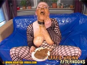 Brown Afternoons – Lara (Pissing, Shitting, Copro Eating, Vomitting)