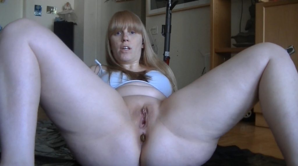 Big nugget from tight asshole - IMAGE 1