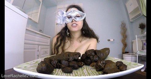 Goddess Feeds You SHIT Feast (4k Ultra HD Scat Porn) Image 4