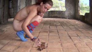 Solo Scat Columbia Total Amateur 7 Scenes With Carmen Garcia (FULL-HD)