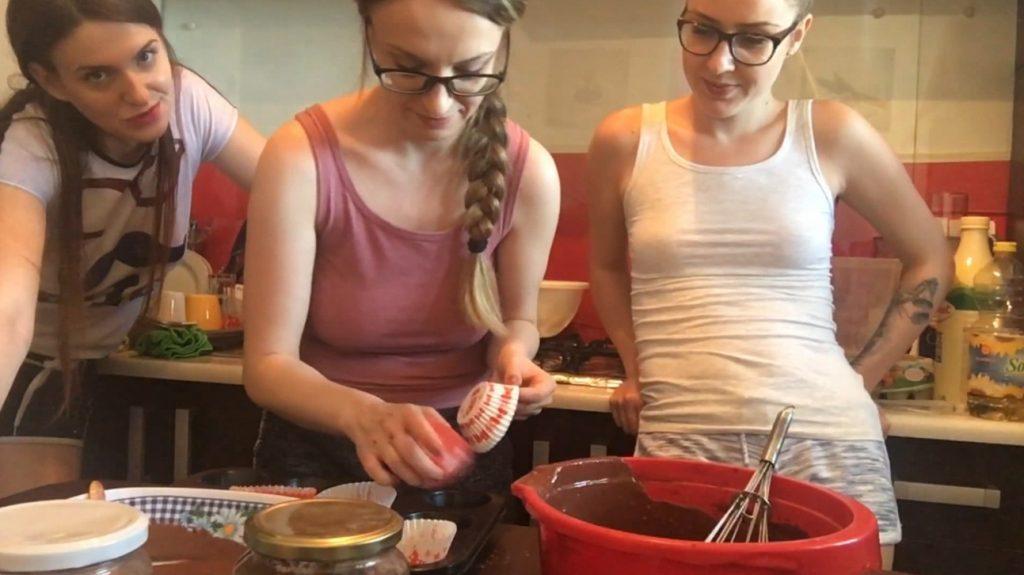 Ella Gilbert, Josslyn Kane, Diana Spark - 3some backing (1080p) Image 2