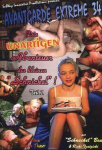 Avantgarde Extreme 34 – Die unartigen Abenteuer des kleinen Schnickl` – Teil 1 (Schnuckel Bea & Ricky Tzatzicky)