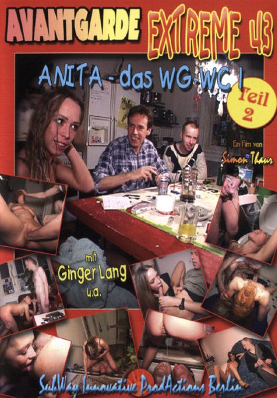 Avantgarde Extreme 43 - Anita, das WG-WC - Teil 2 (with Ginger Lang)