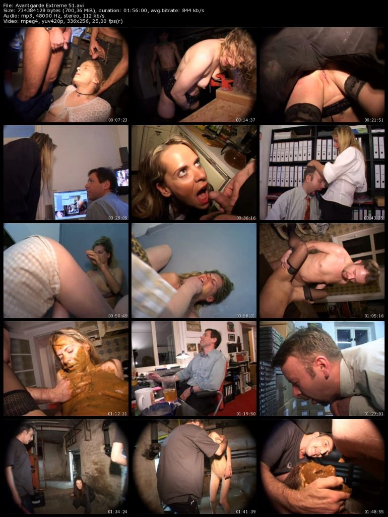 DOWNLOADAvantgarde Extreme 51 - Men at work (Short-Stories with Isabelle, Frieda, Olga)