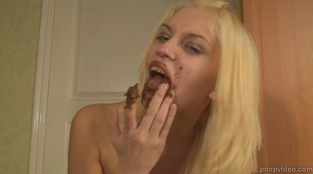 Shurupova Tanya - Pooping Porn Video in HD-720p (Russian Scat) Image 3