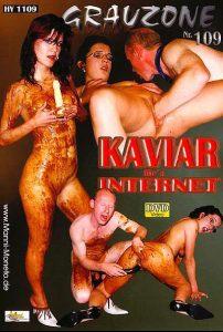 Grauzone 109 – Kaviar fürs Internet (Rare Scat)