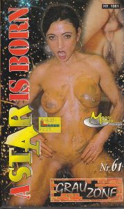 A Star Is Born – Grauzone 61 (VHS-RIP) Rare Retro Scat From 1998