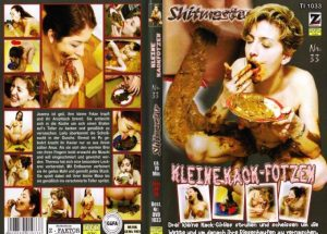 Shitmaster 33 – Kleine Kack-Fotzen (Full Edition – Three Video-stories)