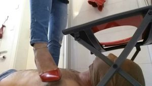 Womens club shit in his face and torture him – March 2018