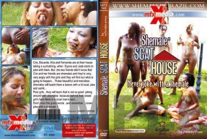 MFX 548 – Shemale Scat House (Pooping Shemales – Group, Outdoor) Full Edition
