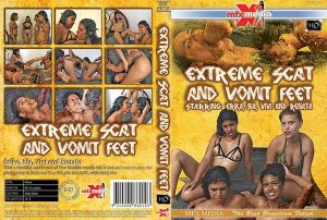 MFX-6019 Extreme Scat and Vomit Feet (2014)