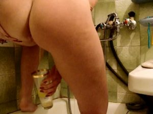 [Scat, piss, fetish, shit, bloody] Private amateur photo and video (Exclusive for www.scatlesbians.com) 12 vids and 78 pics