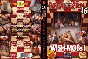 Portrait Extrem 16 – huh, again filthy scat here (Kit Kat Club)