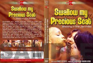 MFX-1185 – Swallow my Precious Scat (Lizandra, Tatthy, Andressa)