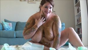 SamanthaStarfish.com – Diarrhea Smear Fest! (Full HD)