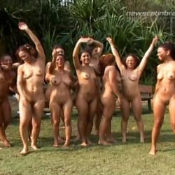 Shit Gang 8 - Lesbian Orgies Overwhelmed With Shit - 1